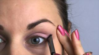 Дневной макияж со стрелками! Косметика Mary Kay!