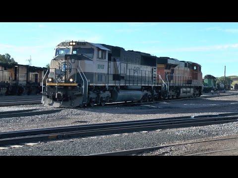 North American Railroads Snapshot