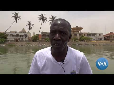 Rising Sea Levels Challenge Fishermen In Senegal