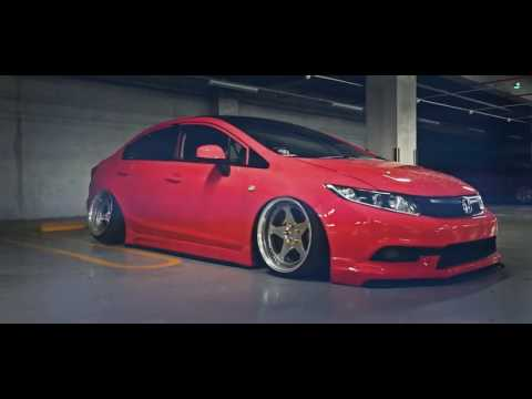 Stance Honda Civic with 326 Power // Good at Being Different
