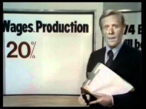 Tory Election Broadcast 1974