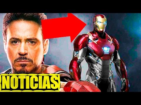 ¡Nuevo Traje de Iron Man en Spider-Man Homecoming! Catwoman, y más- Noticias Imperio Freak