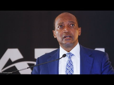 South African Mining Must Be Made Globally Competitive – Motsepe