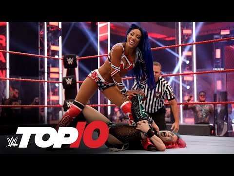 Top 10 Raw moments: WWE Top 10, July 27, 2020
