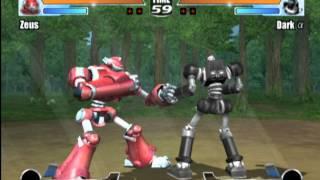 Jikuu Bouken Zentrix Gameplay HD 1080p PS2