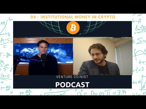 What Institutional Money is in Crypto? w/ Ari Paul