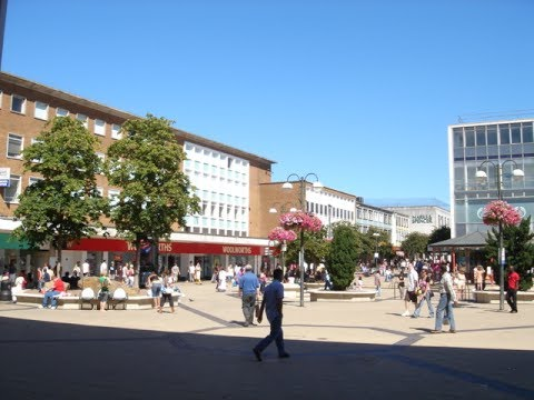 Places to see in ( Crawley - UK )