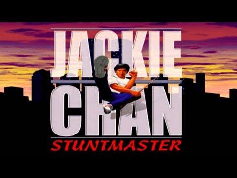 Jackie Chan Stuntmaster (PS1) - #1 ATÉ ZERAR ?