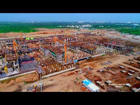 Construction Progress | Surat Diamond Bourse