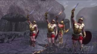 Gods & Heroes: Rome Rising PC Games Trailer - Melee