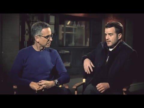 Ruben Dominguez talks Second Chance with Robert Kazinsky