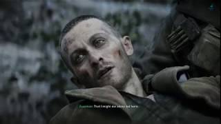 Call of Duty WW2 PS4: Final Mission + Ending