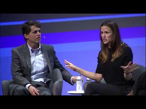Interview with Jennifer Garner and Mark K.  Shriver, Save the Children