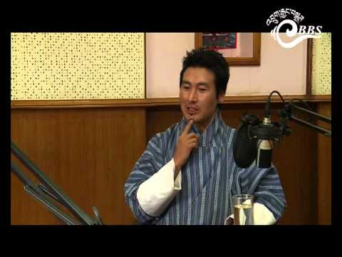 Radio On TV: Interview with Farmer Sangay
