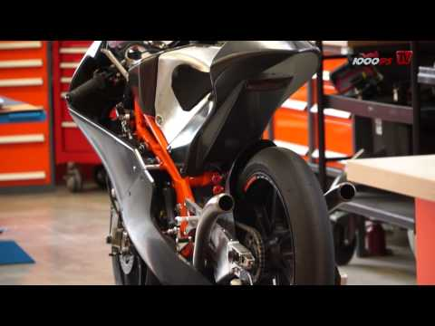 KTM Werk Racing - Factory Tour | Teil 3