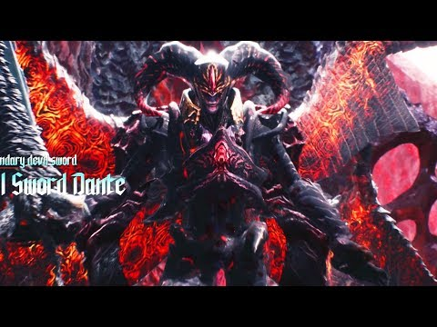 New Sparda Devil Trigger All Cutscenes - Devil May Cry 5 (DMC5 2019) (MOD) thumbnail