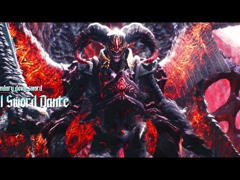 New Sparda Devil Trigger All Cutscenes - Devil May Cry 5 (DMC5 ...