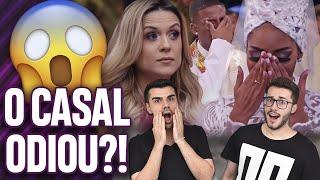 FÁBRICA DE CASAMENTOS: NOIVOS NÃO GOSTARAM DO BOLO DA BECA MILANO?! | Virou Festa