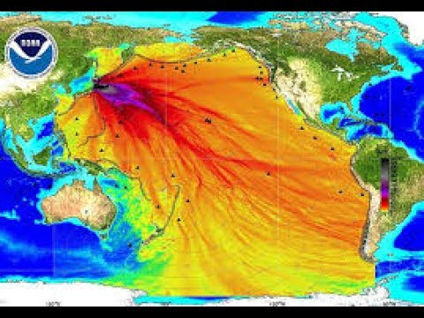 Breaking News: Ele Event Fukishima, Tepco Will Dump 777000 Tons of Radioactive In The Ocean