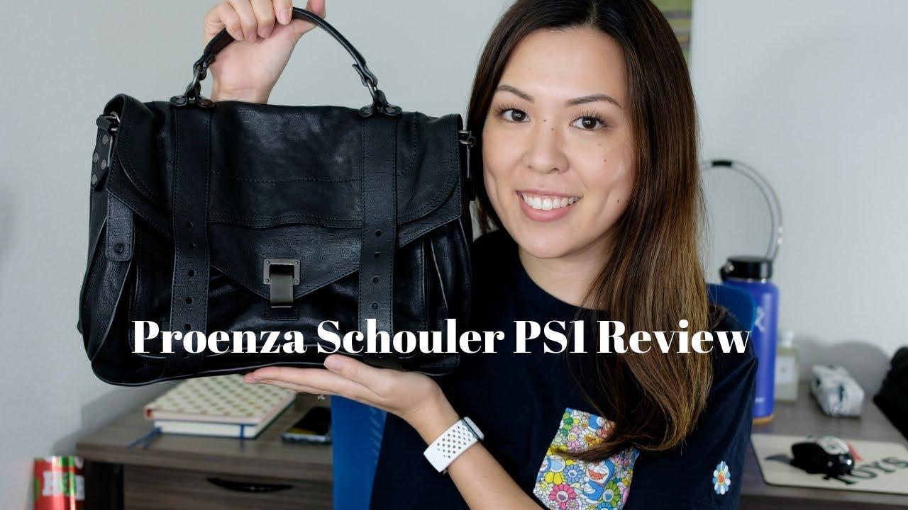 Designer Handbag Review: Proenza Schouler PS1 Medium