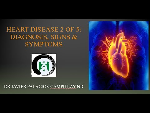 Heart Disease: Diagnosis, Signs and Symptoms | Naturopathic Medicine | The Zen Palace of Healing