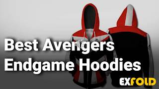 Best Avengers Endgame Hoodies: Complete List with Features & Details - 2019
