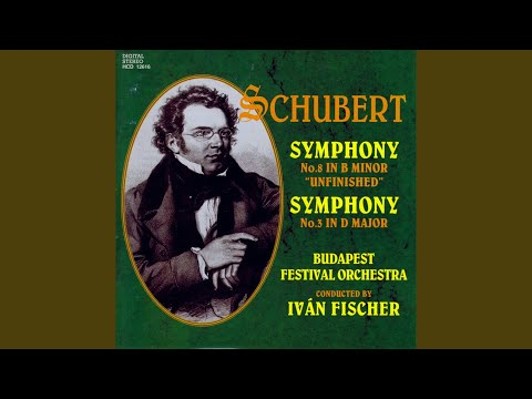 """I. Symphony No. 8 In B Minor D. 759, """"Unfinished"""": I. Allegro Moderato"""