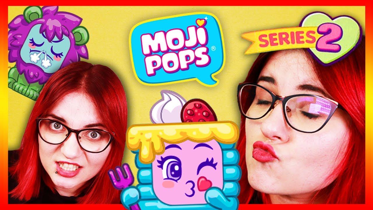 ODTWARZAM DZIWNE MINY MOJI POPS ???? Śmieszne jak Emoji ???? miss Aga