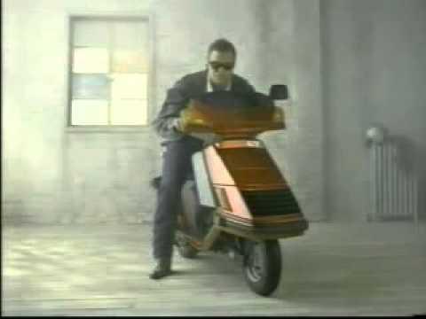 Jim McMahon Honda Commercial
