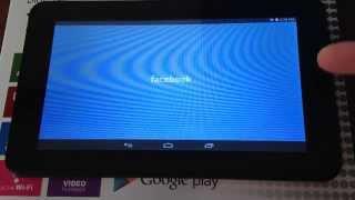 Hipstreet 7'' 8 ГБ планшет Титан 2 Настройка керівництво, інструкцію