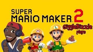 Super Mario Maker 2!! come say hi! i'm friendly :D