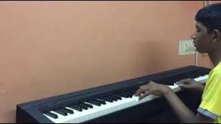 Kaaki Sattai - Kaadhal Kan Kattudhe - Piano Cover