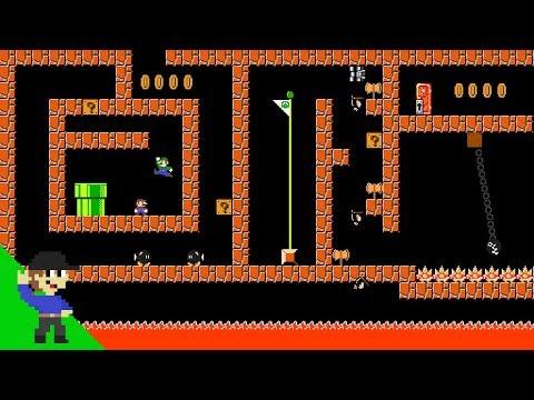 Mario and Luigi's Maze Mayhem