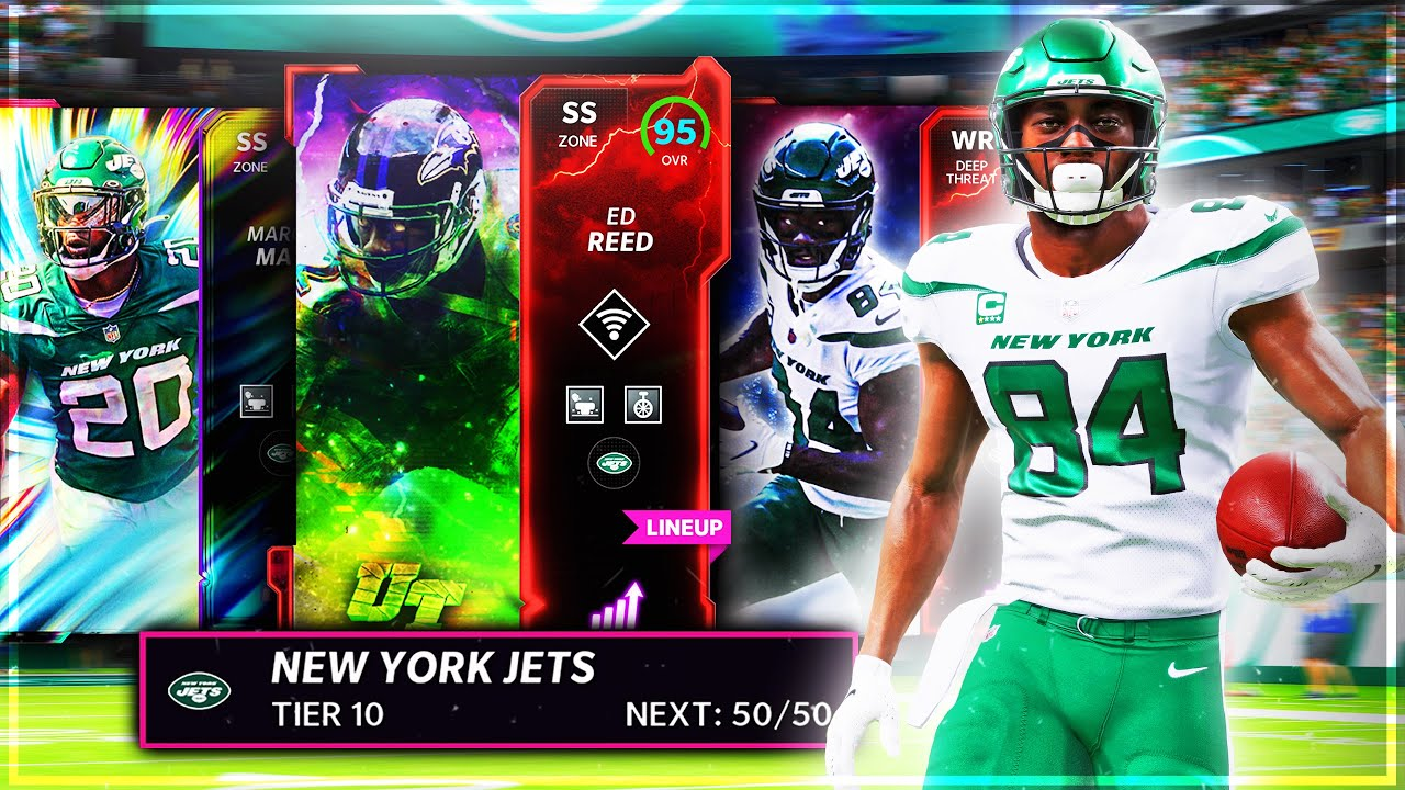 """Download """"MAKING SOME SCARY FAST UPGRADES"""" JETS THEME TEAM EP. 6 - Madden 22 Ultimate Team"""