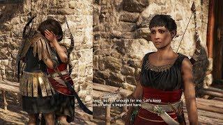 Assassin's Creed Odyssey Odessa Romance (Kassandra)