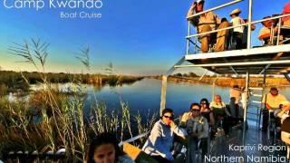 Boat Cruise, Kwando River, Caprivi, Northern Namibia