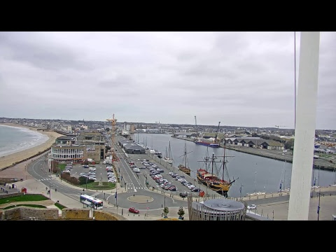 Webcam Saint-Malo - Le Port