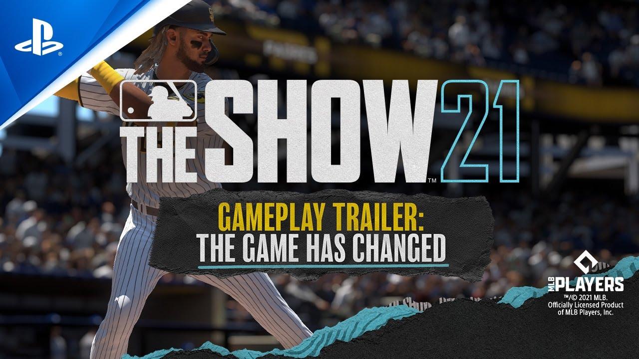 『MLB® The Show™ 21』(英語版)ゲームプレイトレーラー