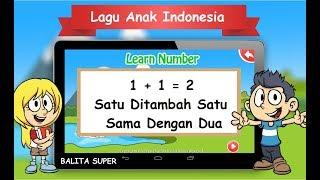 SATU DITAMBAH SATU | LAGU ANAK ANAK INDONESIA POPULER