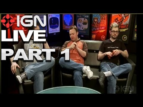 IGN Live Presents  Twisted Metal Live Part 1