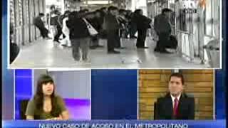 ATV+ Noticias- Nuevo caso de acoso en el Metropolitano