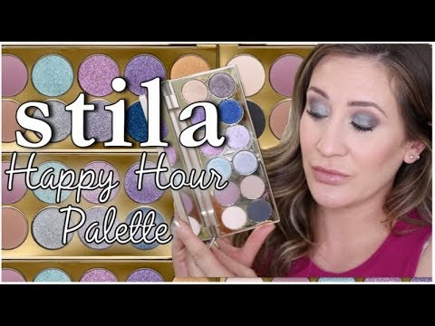 Still Happy Hour Palette:  Thoughts & 2 Looks thumbnail