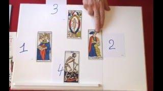 Einführung in die Tarot Karten mit Eric Schneider