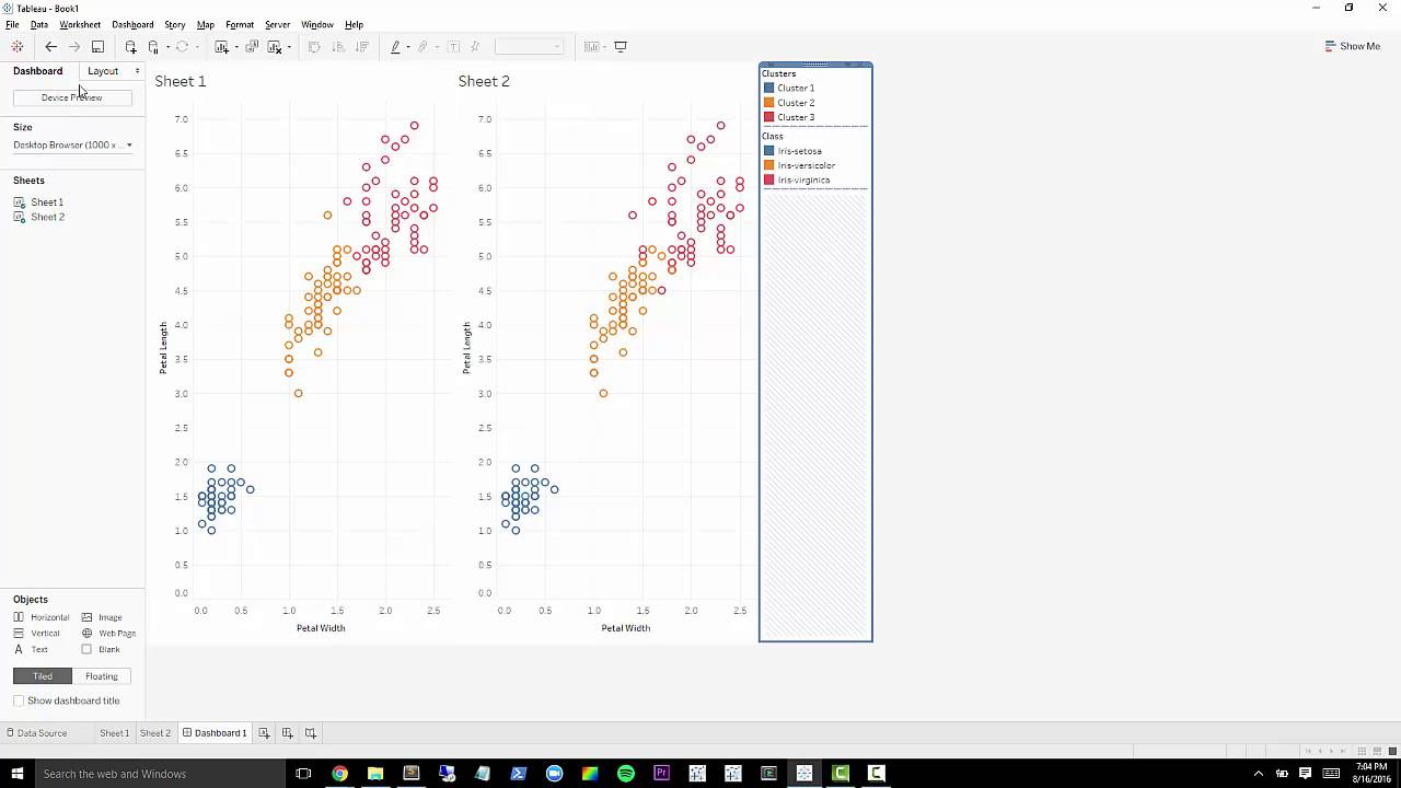 Tableau tutorial clustering also youtube rh