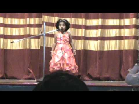 Kuhus Welcome Speech At School Annual Function Youtube