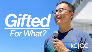 """""""Gifted For What?"""" 