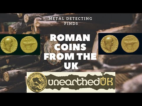 Metal Detecting with Unearthed UK LTD (Roman)
