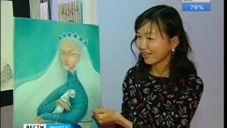 Выставка сестёр Ертахановых открылась в Иркутске