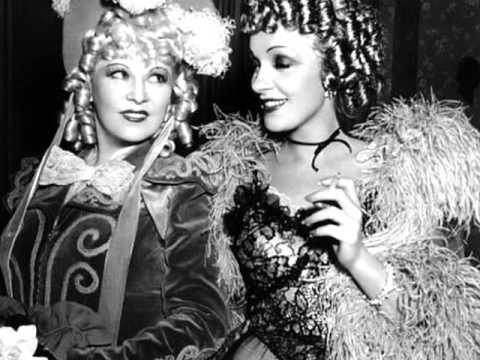 Клип Marlene Dietrich - Du liegst mir im herzen