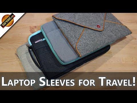 Laptop Sleeves for Back To School & Travel!  - TekThing Short